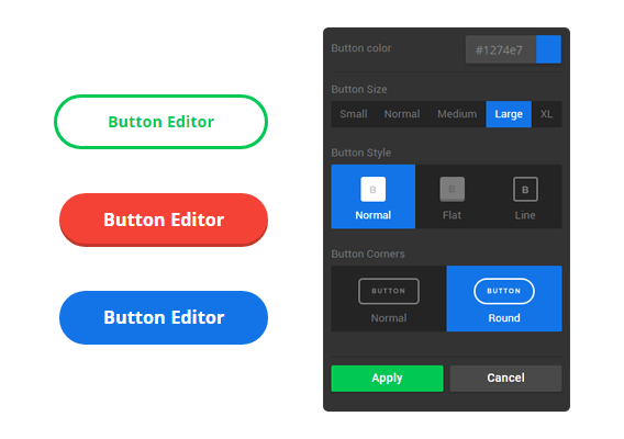 button-customizer